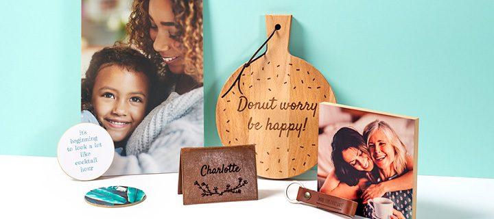 Moederdag: ontdek onze nieuwe producten & designs!