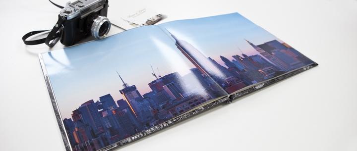 Fotoboek op fotopapier