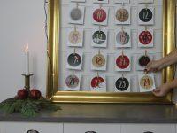 DIY: Maak je eigen adventskalender met fotoprints