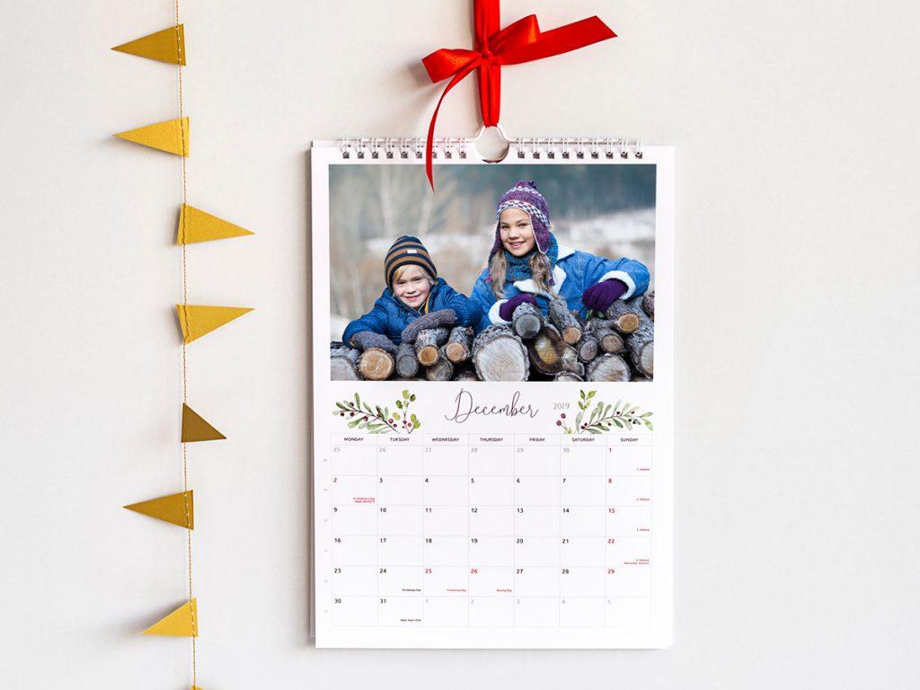 #4 Last minute kerstcadeau: Fotokalender