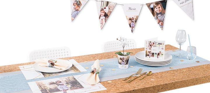 Tafelversiering communie: de leukste decoratie voor je communie- of lentefeest