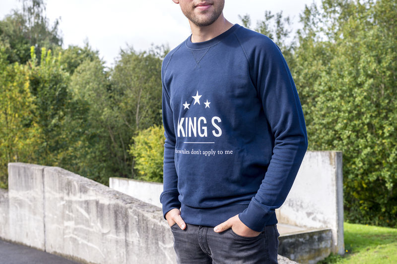 Vaderdag cadeau: Sweater of t-shirt