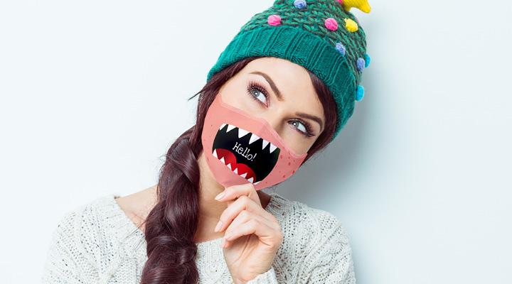 Découvrez nos conseils pour fêter Noël en 2020 : portez votre masque