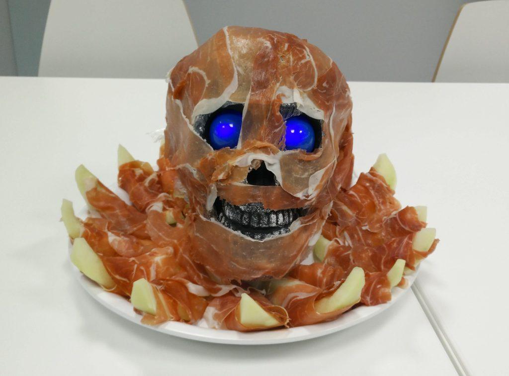 Halloween maaltijd