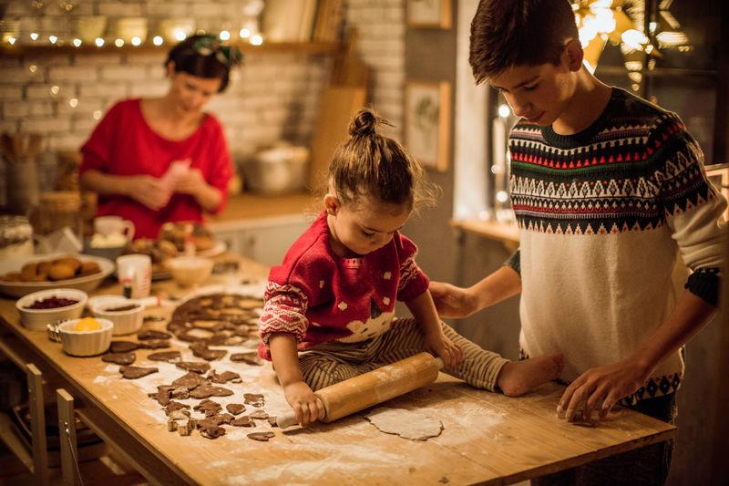 Tips om een veilig kerstfeest te organiseren: vermijd een buffet