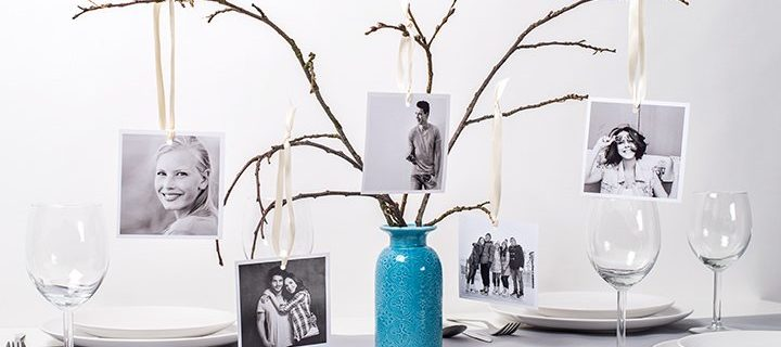 Party decoration ideas with a personal touch!