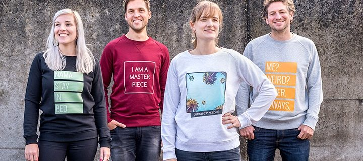 Personalised clothing: tips and tricks to come up with an original design