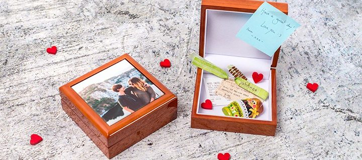 Make your own Valentine's Day gift with these DIY tips