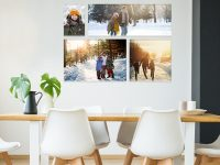 Make a photo-wall in no time!