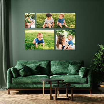 Canvas Photo Gallery