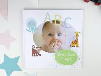 It's so easy to create a personal and unique ABC book!