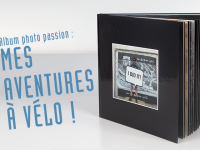Album photo passion : mes aventures à vélo