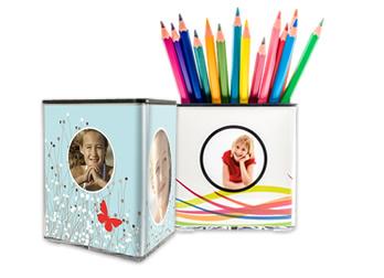 Préparer la rentrée des classes : un pot à crayons personnalisé