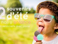 12 souvenirs d'été de notre enfance qu'on renouvelle avec plaisir