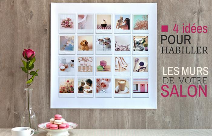 Decoration Murale Salon 4 Idees Pour Habiller Vos Murs