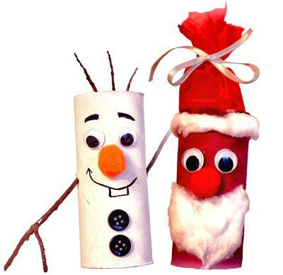 965671f504d14 Bricolage enfant Noël   5 activités à réaliser pour les fêtes