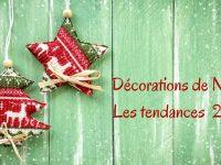 Décoration de Noël : les tendances de Noël 2016