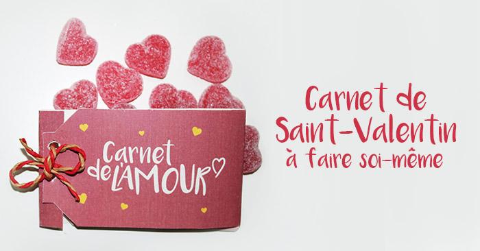 Idée Cadeau Saint Valentin à Faire Soi Même