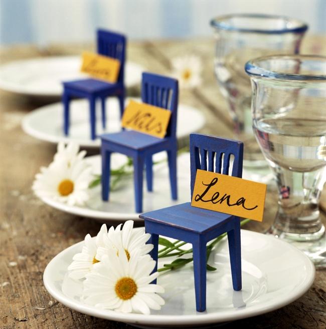 décoration de table communion