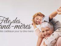 Idée cadeau fête des grand-mères : 5 cadeaux pour lui dire merci