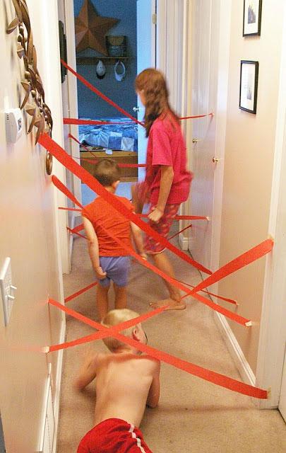 activités intérieures pour enfants