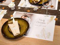 Décoration table de Noël : 11 idées à tomber !
