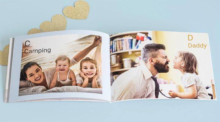 6 idées pour votre livre photo