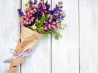 Un cadeau fleuri pour la fête des mères ♥