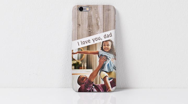 Bonne fête Papa ! Coque smartphone personnalisée pour la fête des pères