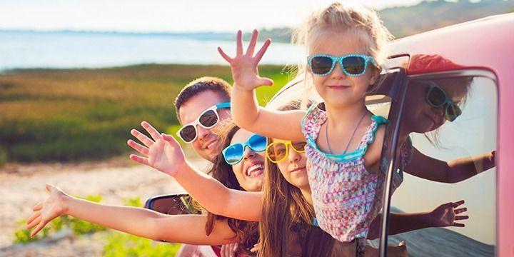 Photos de vacances: prenez au moins une photo de groupe !