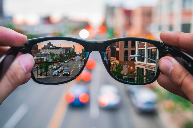 Idée photo - reflets