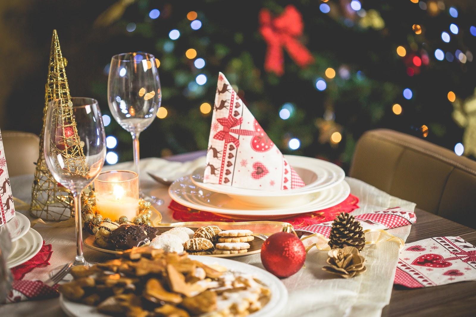 Simplfiez-vous la fête Réveillon de Noël sans stress