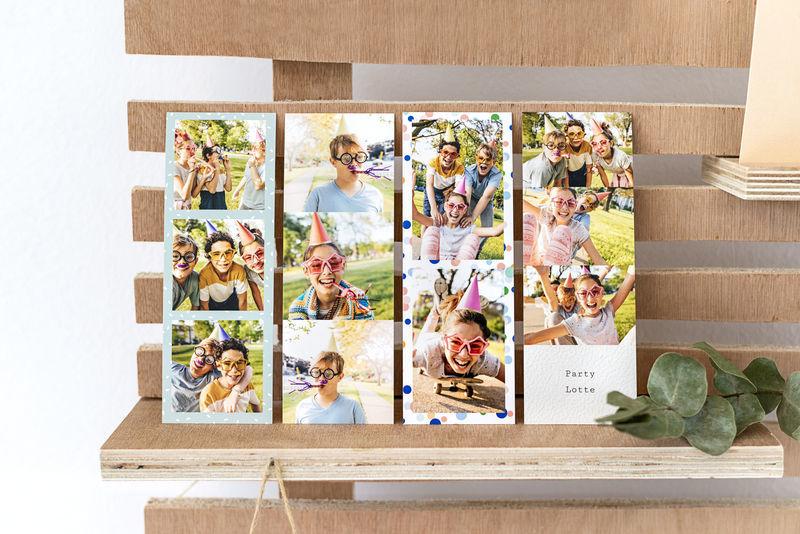 Idée cadeau original pour Noel - tirages photobooth digitaux