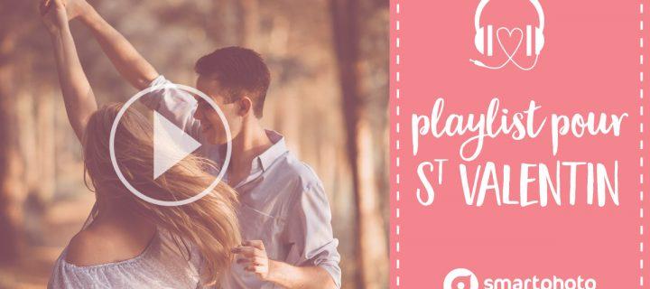 Playlist de Saint-Valentin pour une soirée romantique