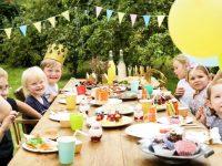 Fête de communion : décorez votre jardin