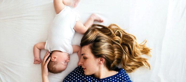 Première fête des mères : surprenez la jeune maman
