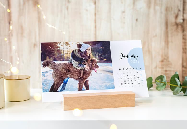 6 idées créatives de nos clients pour Noël - Calendrier panoramique