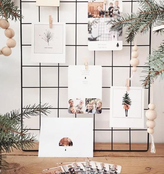 6 idées créatives de nos clients pour Noël - alternative au sapin de Noël