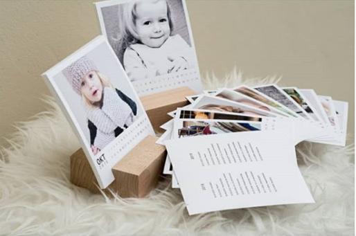 6 idées créatives de nos clients pour Noël - un calendrier comme cadeau de Noël