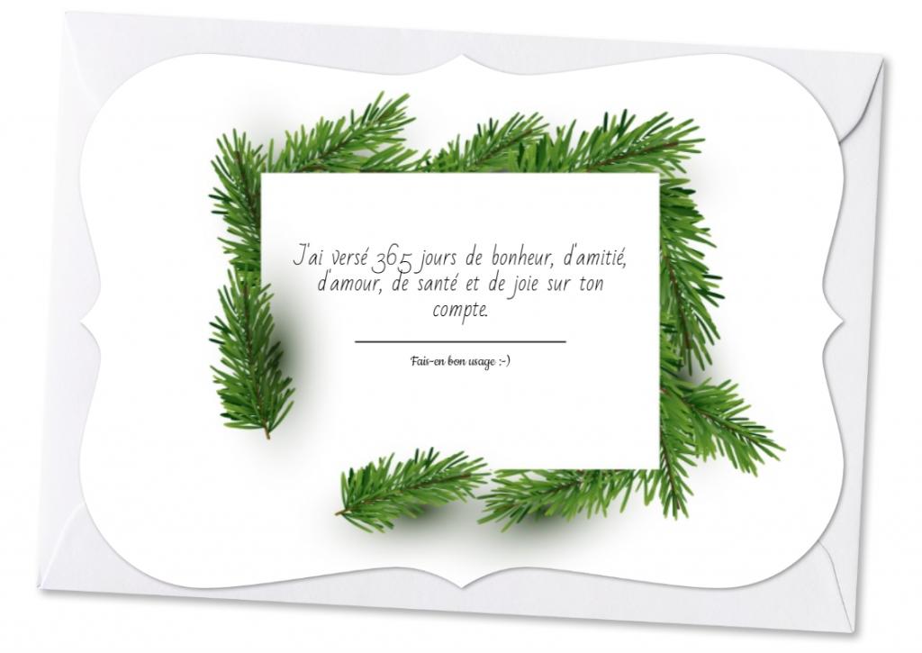Joyeux Noël, bonne année, meilleurs voeux : message de Noël original - messages courts