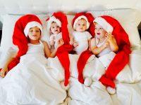 Photo de Noël originale : 12 idées pour vos cartes de voeux