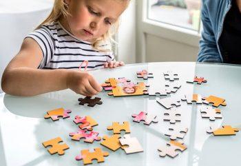 Idée cadeau original pour Noel - puzzle personnalisé