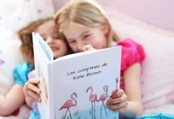 Idée cadeau original pour Noel - livre pour enfant personnalisé