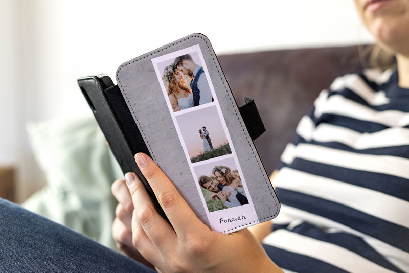Idée cadeau original pour Noel - coque de téléphone personnalisée