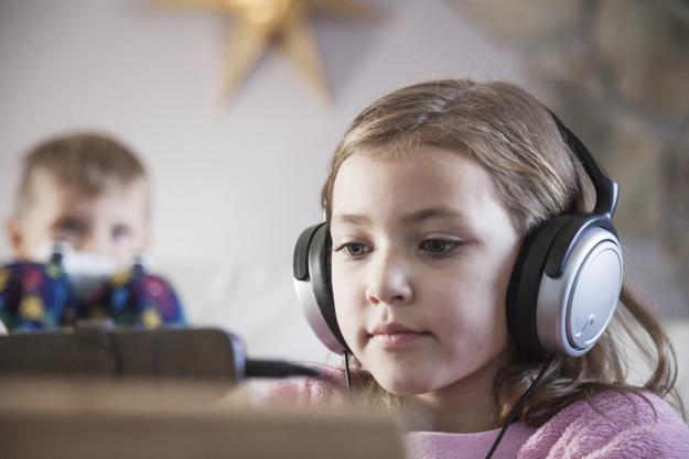 Podcasts pour enfant