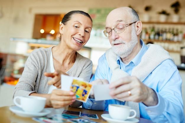 Surprises pour les grands parents en temps de confinement