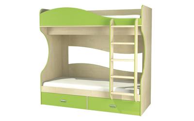 Детская кровать Комби