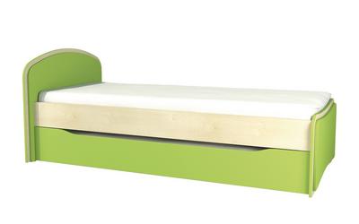 Детская кровать c дополнительным спальным местом Комби
