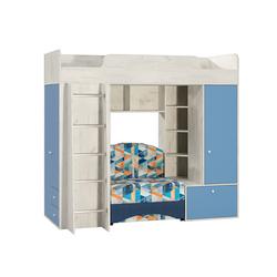 Кровать-чердак Тетрис