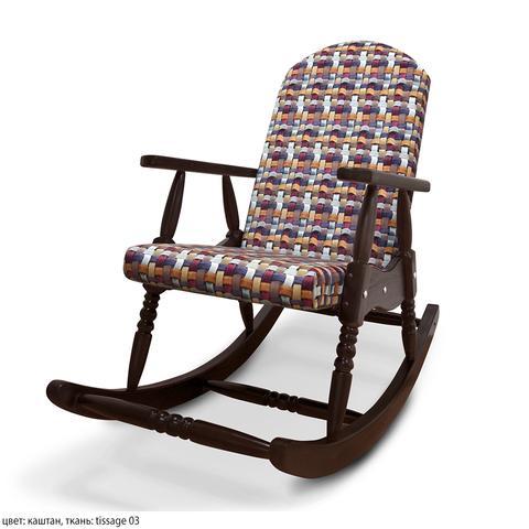 Кресло-качалка Миссис хадсон